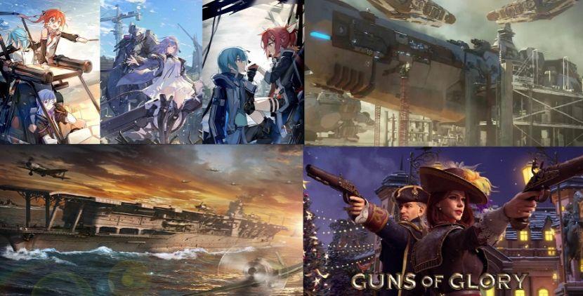 戦争ゲームアプリ