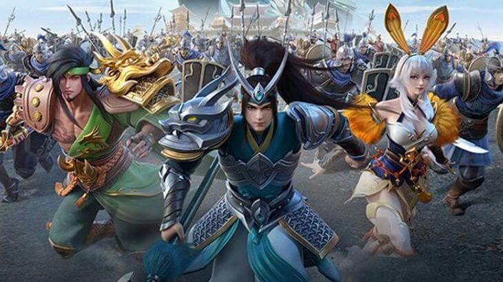 【三国志群雄】評価&レビュー 戦略性の高いバトル×豊富な育成要素が面白い三国RPG